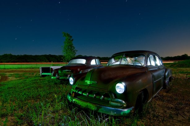 "Photo is entitled ""Chevys"".  Photography by Noel Kerns. Visit his website at http://www.noelkernsphotography.com"